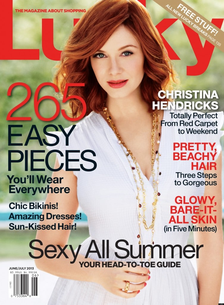 Lucky Magazine – One Year Subscription for $4.50