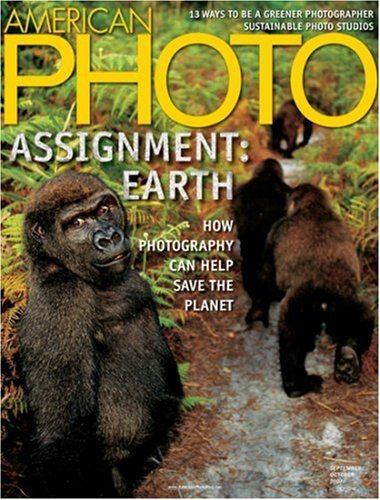 American Photo Magazine – $4.50 For a One Year Subscription!