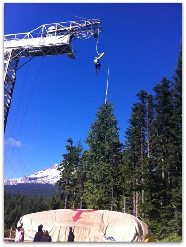 Adventure Park Ski Bowl Summer Fun At Mt Hood Or