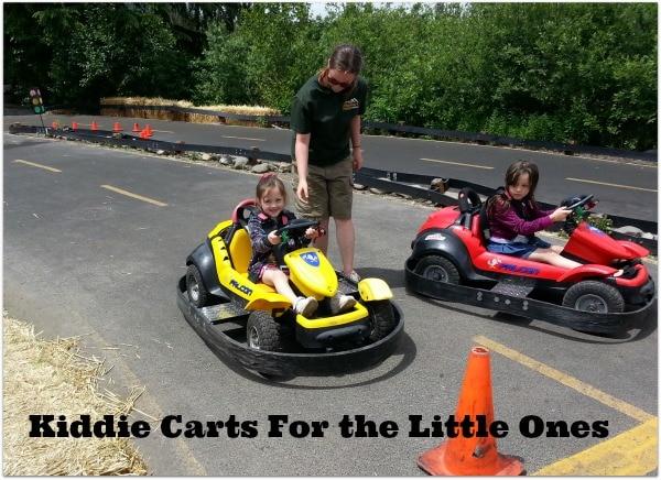Go Karts at Skibowl
