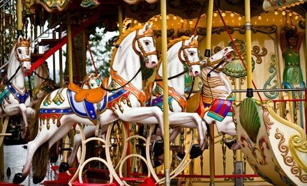 Riverfront Park Spokane – Half Off Amusement Park & IMAX Theater Admission for 2!