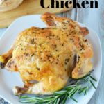 Whole Chicken Slow Cooker Recipe – Simple Way to Make Roasted Chicken