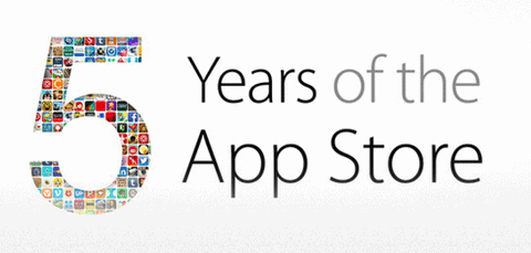 Apple App Store: 10 FREE Apps for 5th Anniversary