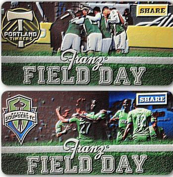 Franz Soccer Sweepstakes – Enter Youth Team to Win Field Day with Seattle Sounders or Portland Timbers