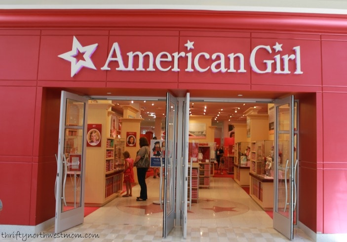 American doll coupons in store