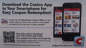 new costco smartphone app