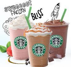 Starbucks treat receipt 2013