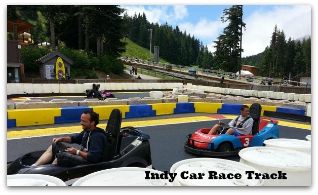 skibowl race cars adult final
