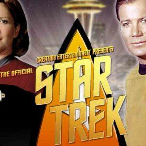 star trek convention seattle 2013
