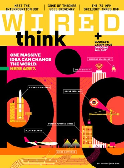 Wired Magazine – $4.99 For A One Year Subscription (Today Only)
