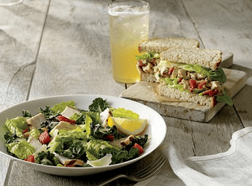 starbucks lunch coupon