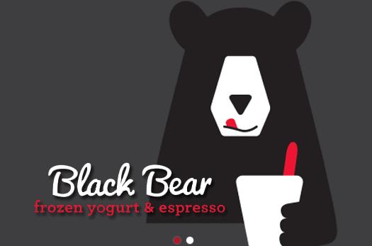half off black bear frozen yogurt puget sound