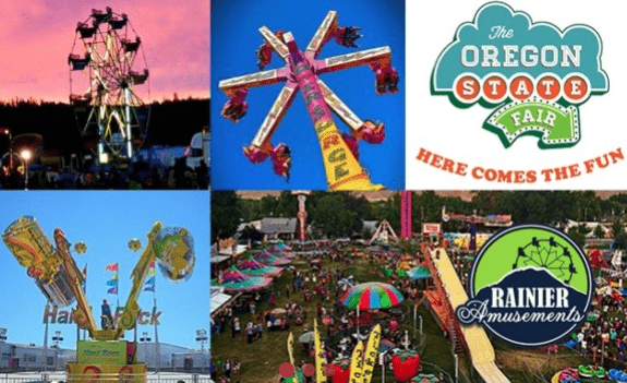 Oregon State Fair Discount Ride Tickets