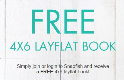 Free Photo Book from Snapfish