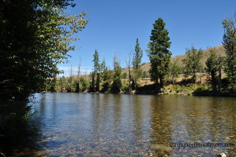 Pacifc Northwest Camping Sites Winthrop Wa Koa