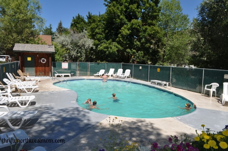 Pacifc northwest camping sites winthrop wa koa - Camping near me with swimming pool ...