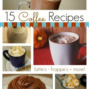 15 Coffee Recipes