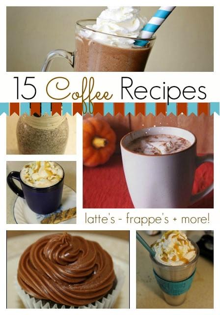 15 Coffee Recipes