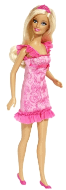 Barbie Bedtime Princess Doll