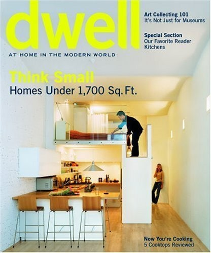 Home Decorating Magazine Subscriptions: Dwell Magazine (Home Decor Magazine)- Subscription For $6