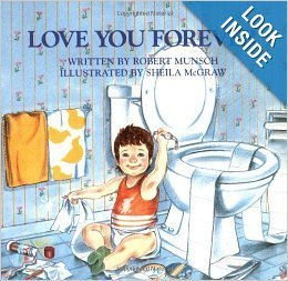 Love You Forever Book – Classic Kids Book – $2.42