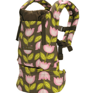 Ergobaby Petunia Pickle Bottom Baby Carrier