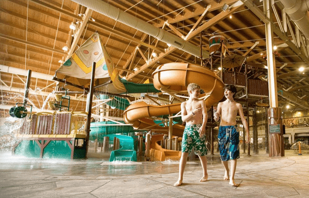 Discounted Great Wolf Lodge Deal on Groupon – As low as $119/night!