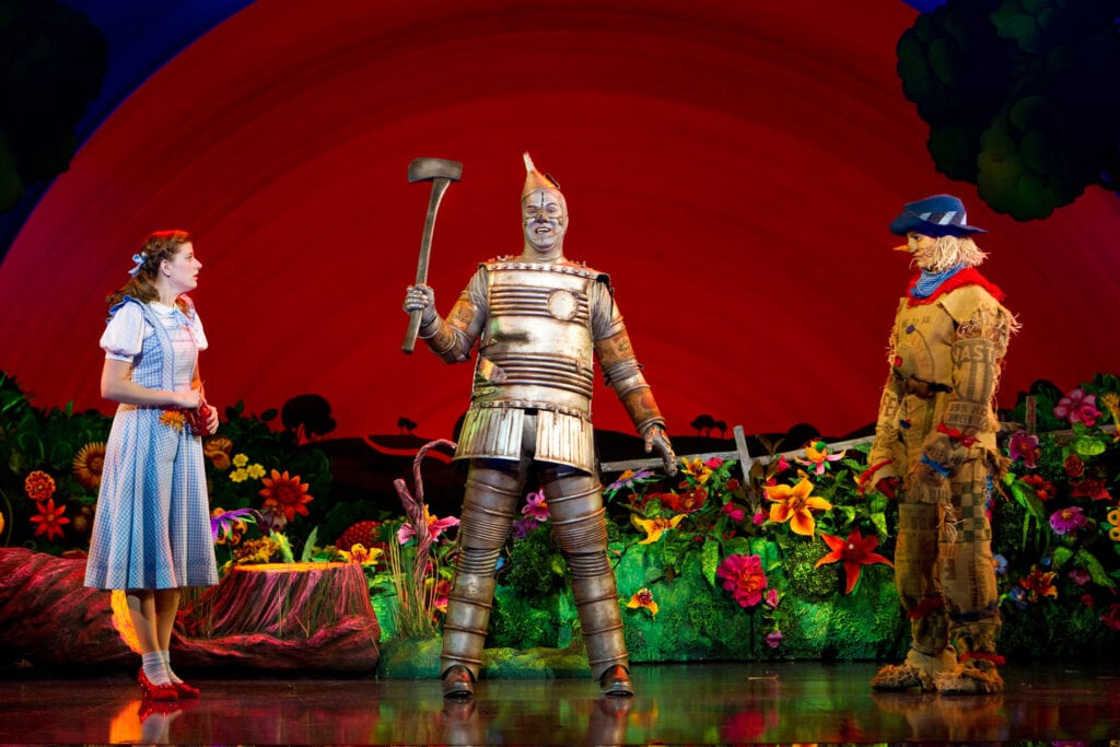 The Wizard Of Oz At The Paramount – Win 2 Prime Seat Tickets ($140+ Value)!!