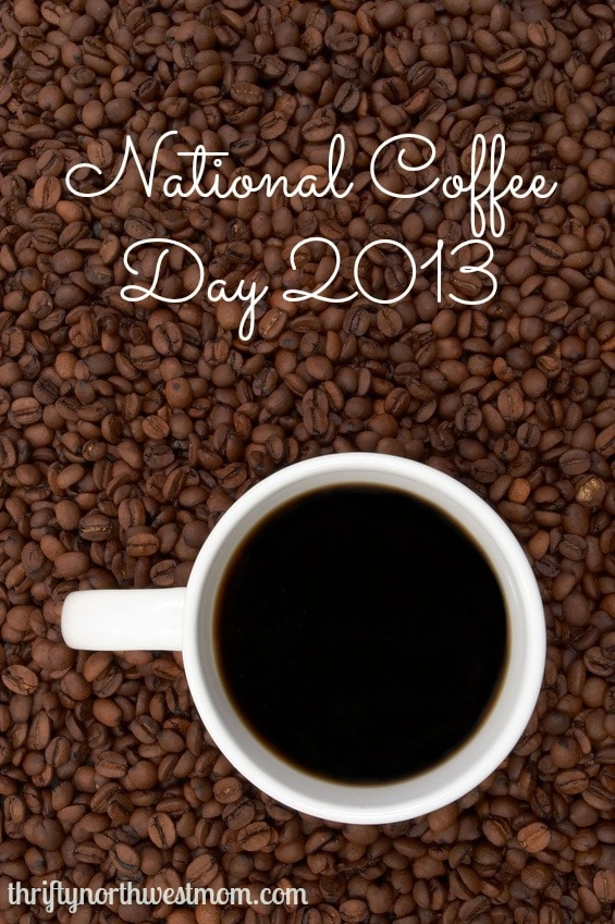 National Coffee Day 2013 Deals