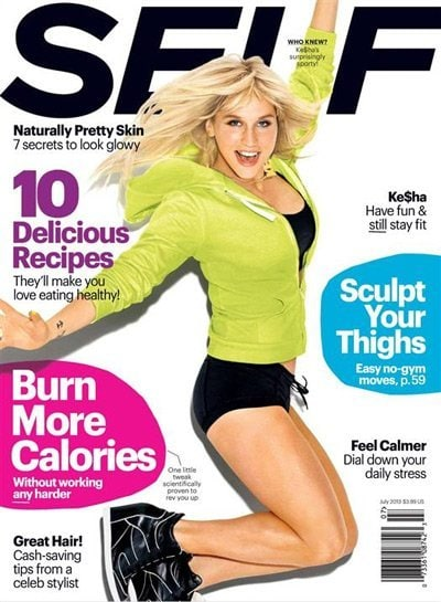 Self Magazine – $4.99 For A One Year Subscription