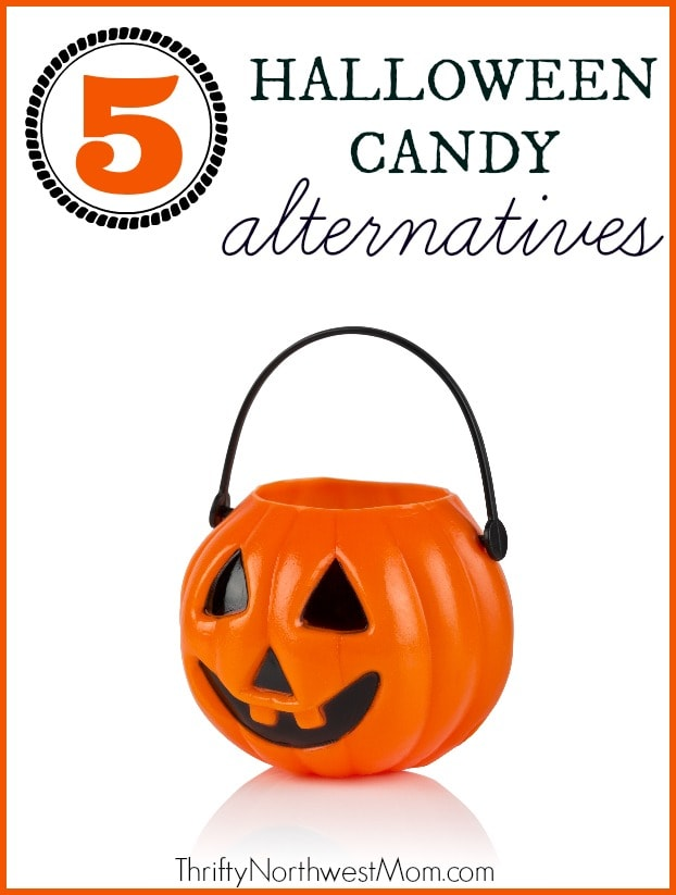 5 Halloween Candy Alternatives
