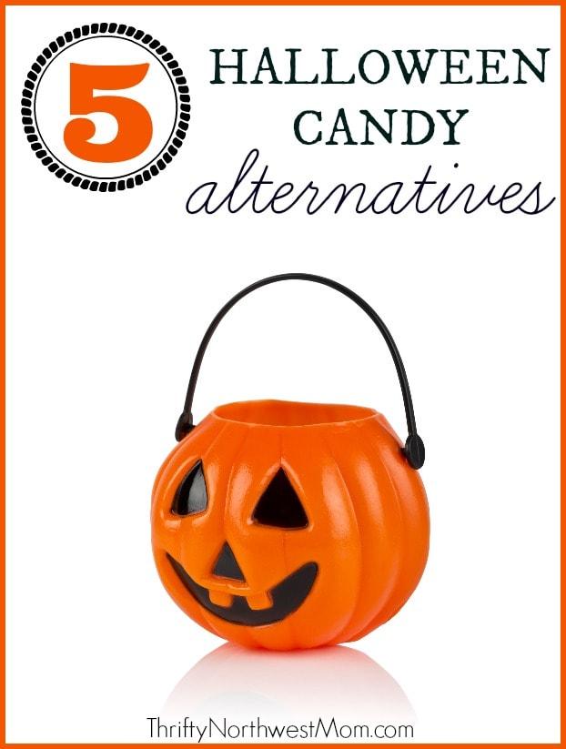 5 Halloween Candy Alternatives for Kids