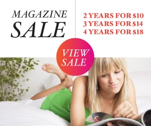 Big Magazine Sale – Through Today Only!