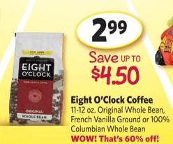 Eight Oclock Coffee