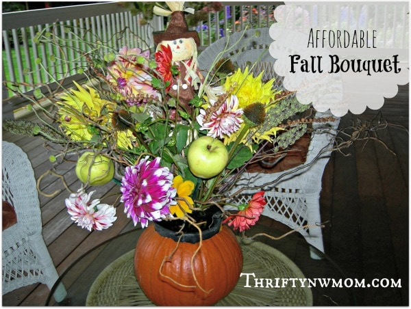 Pumpkin Centerpieces Ideas