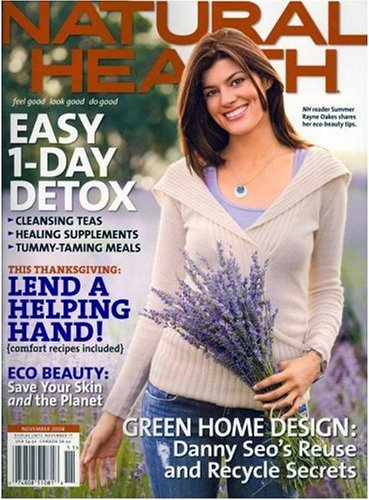 Natural Health Magazine – One Year Subscription for $4.99 (Today Only!)