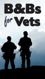 Veterans Day Free Bed and Breakfast Stay