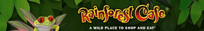 Rainforest Cafe Discounts