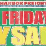 Harbor Freight Black Friday
