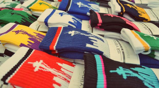 skiline socks