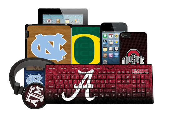 25% off NCAA products at Keyscaper