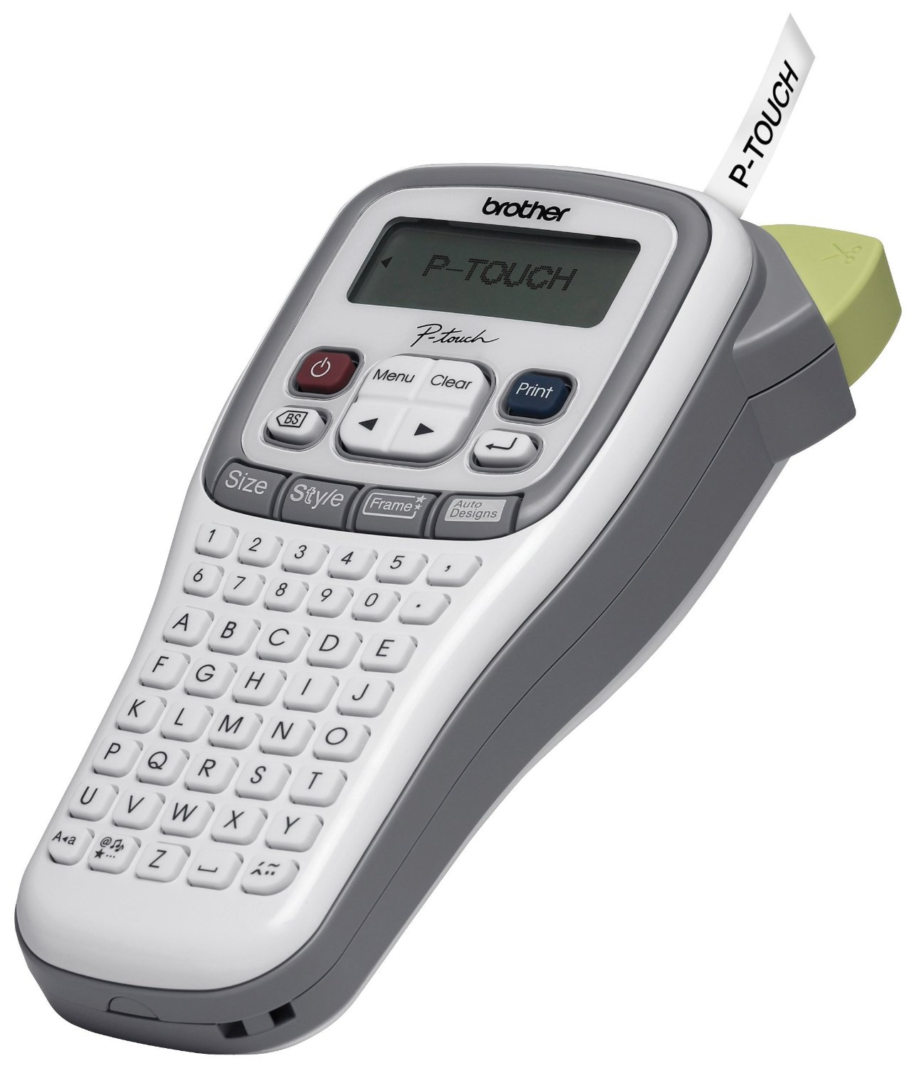 This is a photo of Smart Handheld Label Maker Walmart