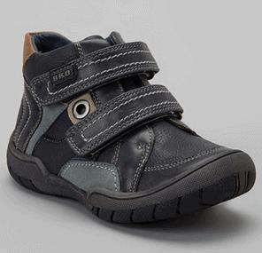 Beeko Navy Shoe