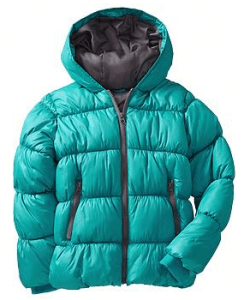Girls Frost Free Puff Jacket