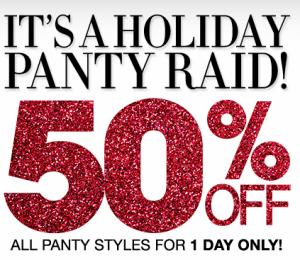 Maidenform Panty Sale