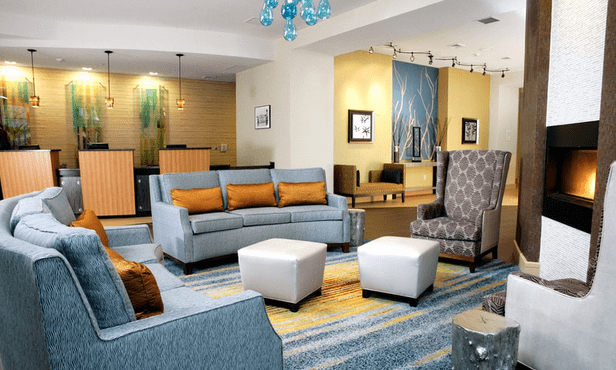 Marriott SpringHill Suites in Seattle as low as $85/nt.!