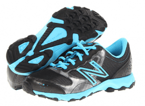 New Balance Kids Blue and Slate