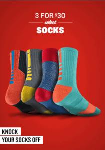 Nike Elite Socks