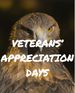 Free Admission to Northwest Trek and Point Defiance Zoo for Veterans