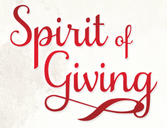 franz spirit of giving Promotion